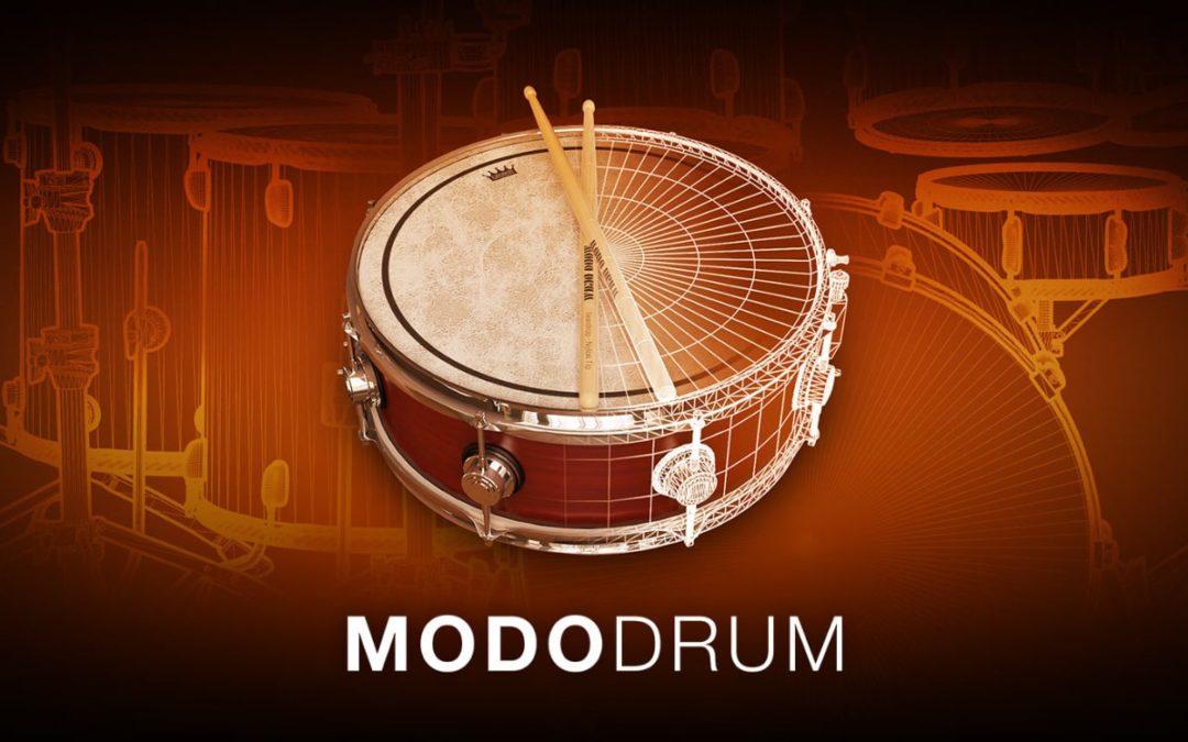 IK Multimedia przedstawia MODO DRUM