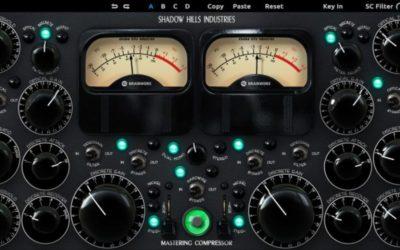 Shadow Hills Mastering Compressor