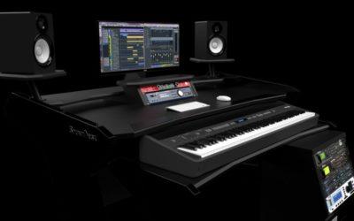 StudioDesk – profesjonalne rozwiązanie dla studia nagrań