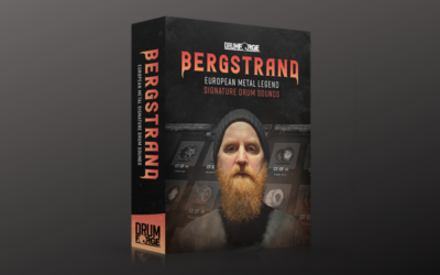 Daniel Bergstrand Drum Sampler od Drumforge